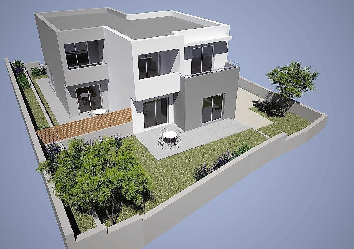 Neubau zwei maisonette wohnung in tisno terra dalmatica for Immobilien wohnung