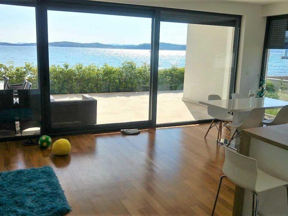 Große Luxus-Wohnung mit Garten - Terra Dalmatica ...